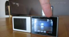 Batterievergleich, Laufzeit Actionpro X7 vs GoPro Hero3 Black