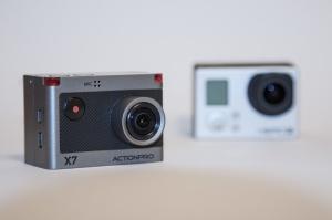 Actionpro X7 Bildrauschen
