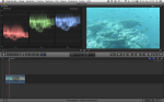 Unterwasservideo ohne Rotfilter