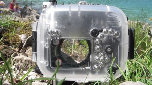 Meikon Spiegelreflex Unterwassergehäuse